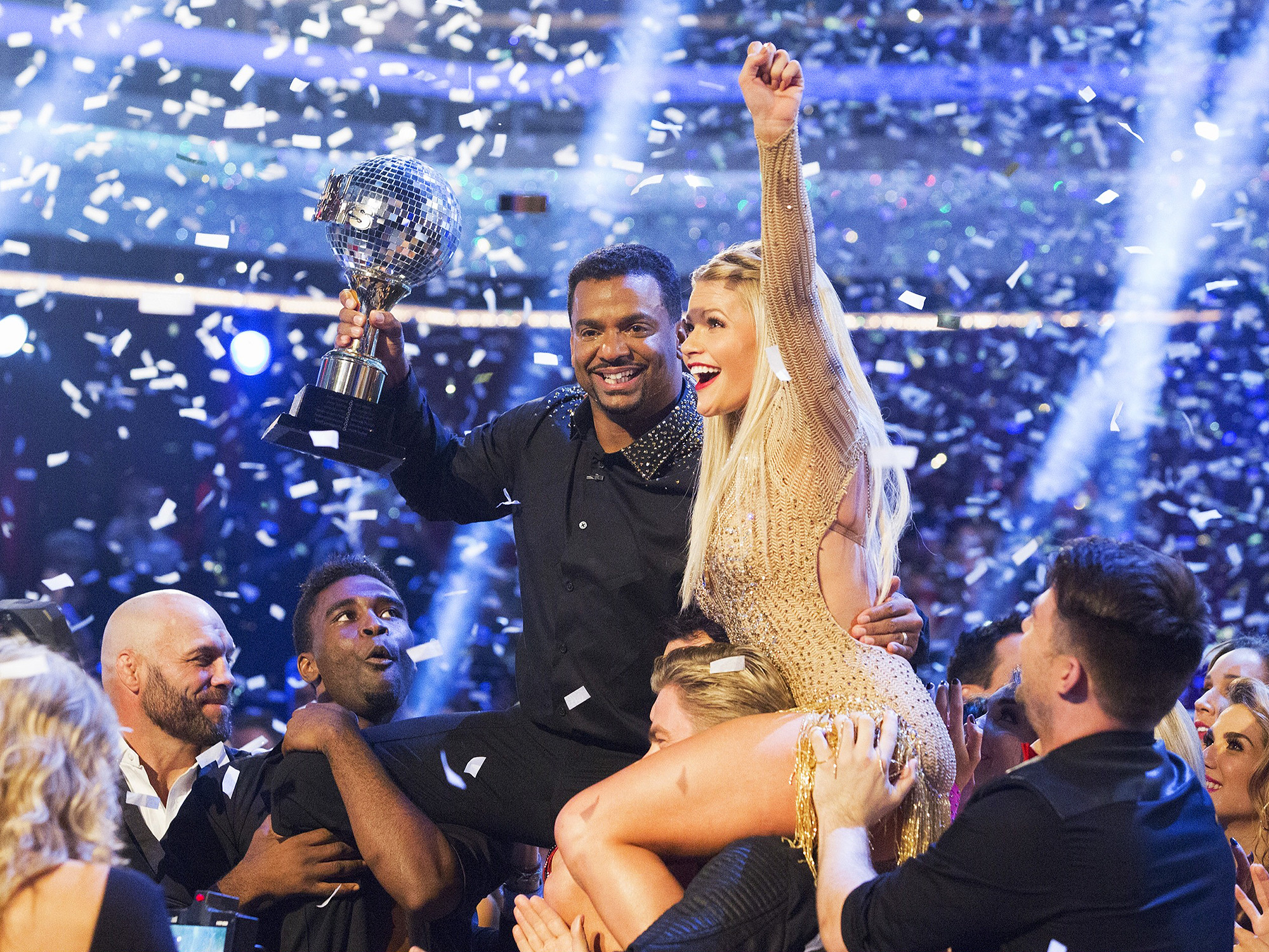 """ABC's """"Dancing With the Stars"""" - Season 19 - Finale - Day Two"""
