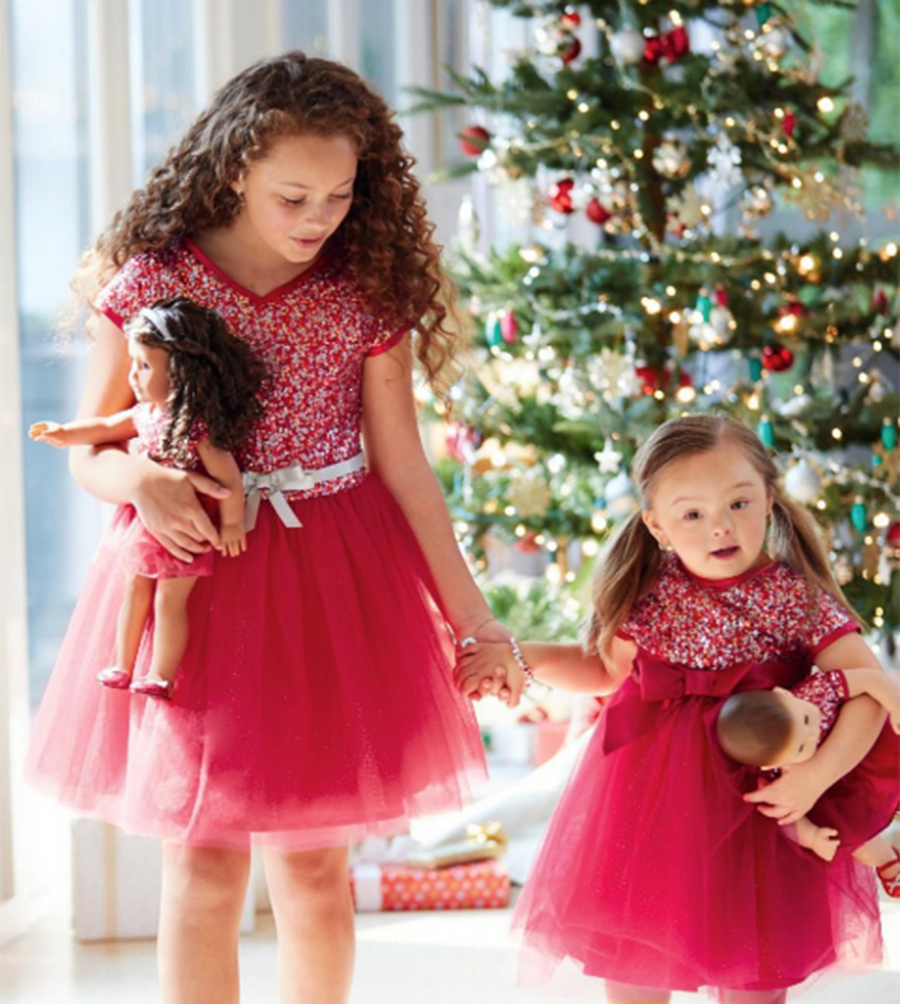 October American Girl catalog features girl with Down Syndrome