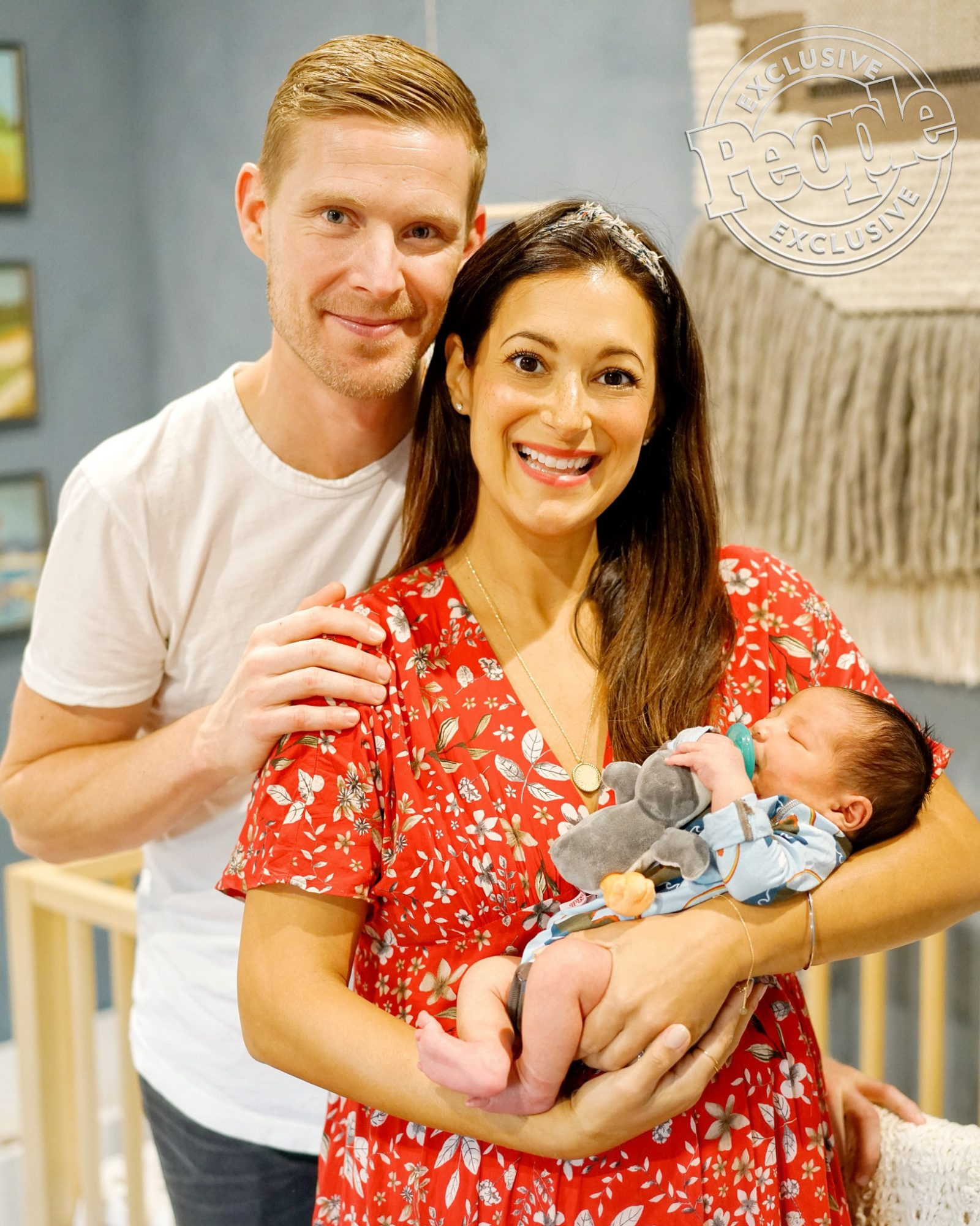 Angelique Cabral Welcomes Son Alden Presley - and Reveals the 'Special Meaning' Behind His Name