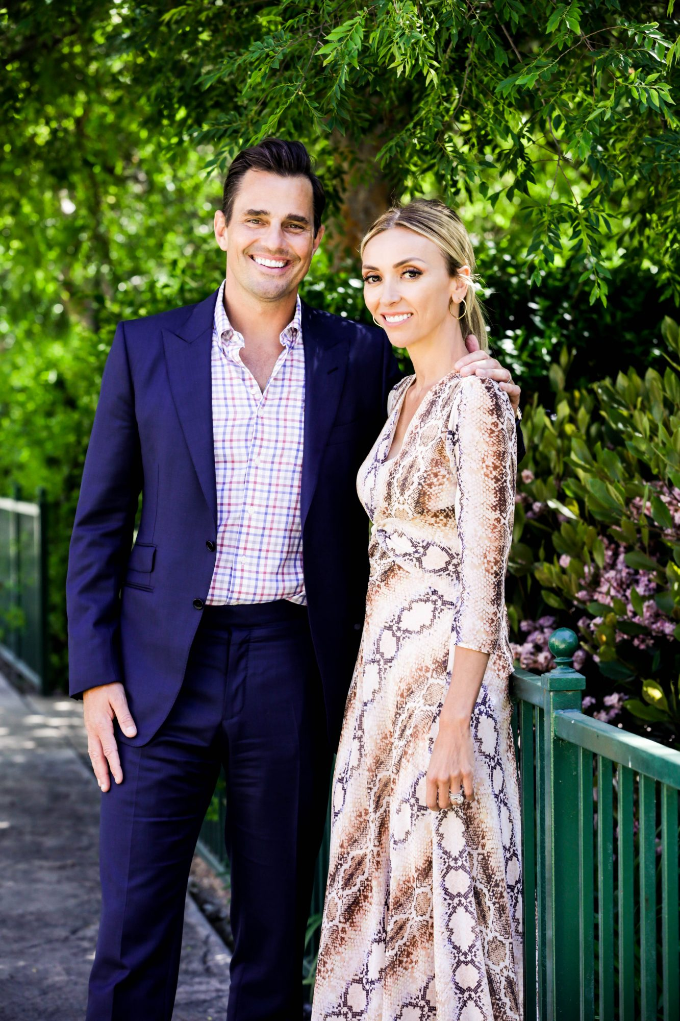 Bill and Giuliana Rancic Photo 2019