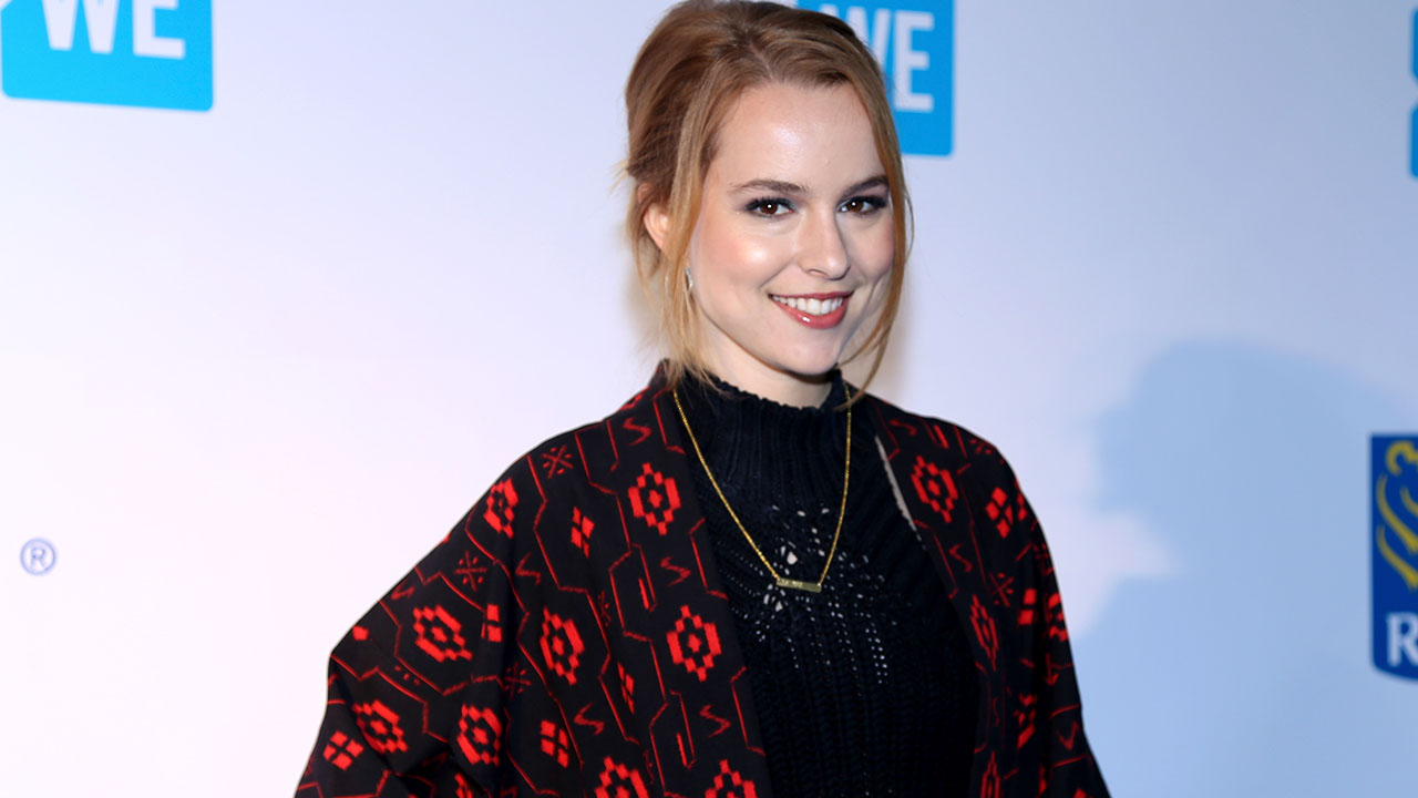 Bridgit Mendler Wasn't Looking For an Acting Job When She Was Cast in Merry Happy Whatever