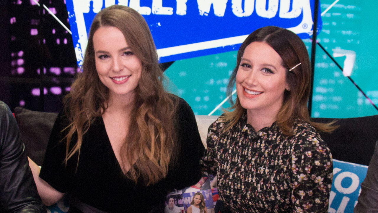 Merry Happy Whatever's Ashley Tisdale & Bridgit Mendler Open Up About Marriage Milestones