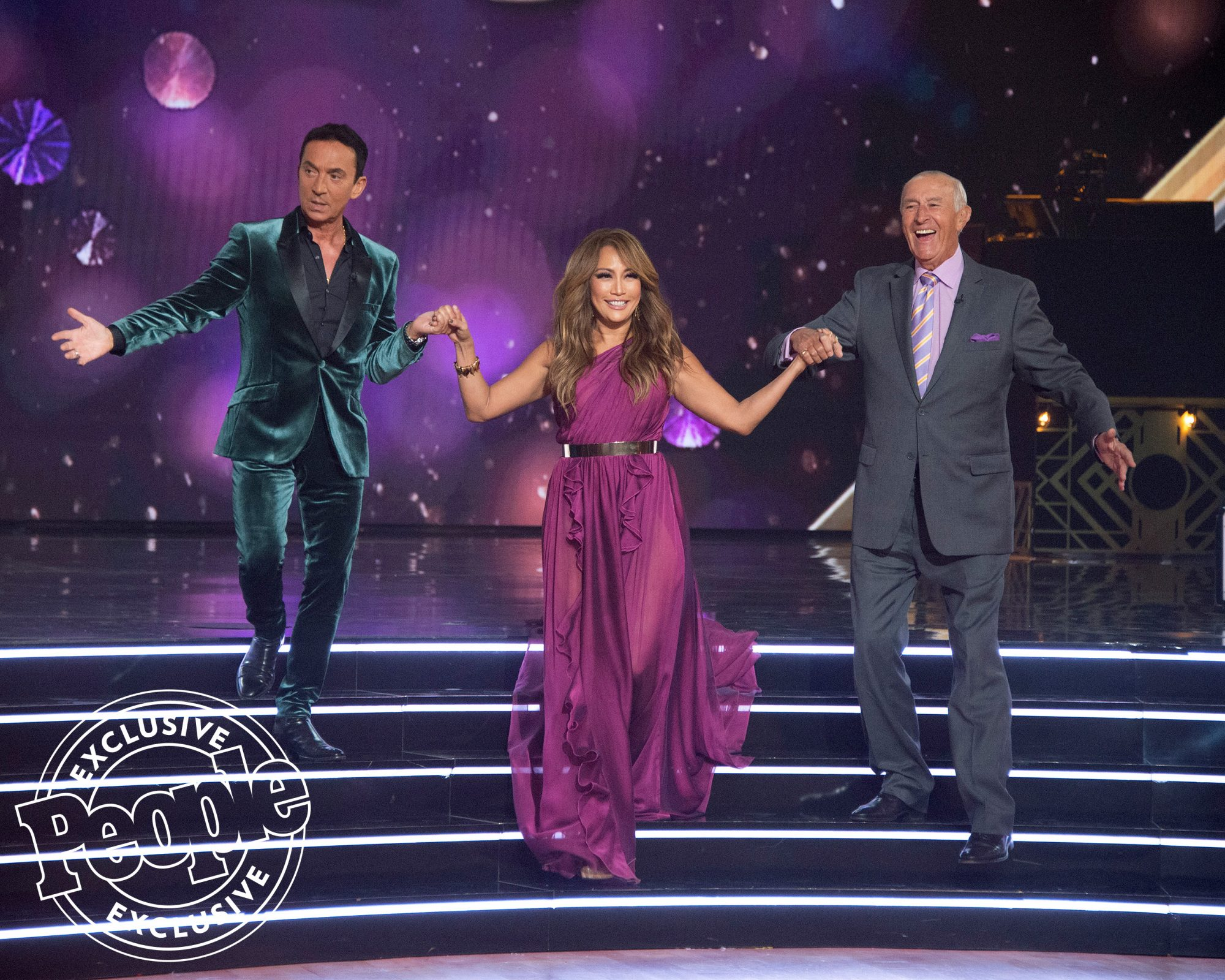 DANCING WITH THE STARS - Carrie Ann Inaba