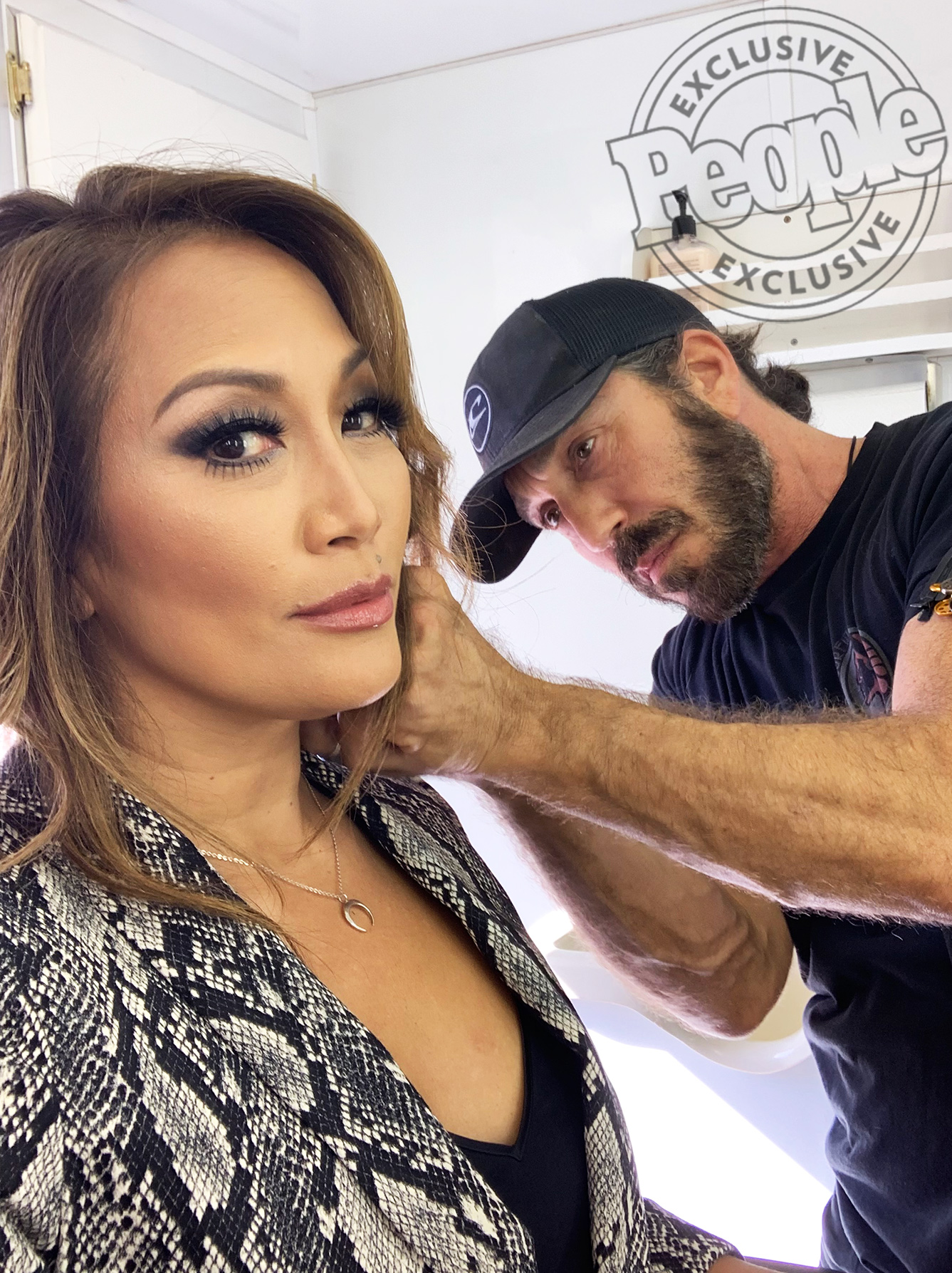 Carrie Ann inaba DWTS looks