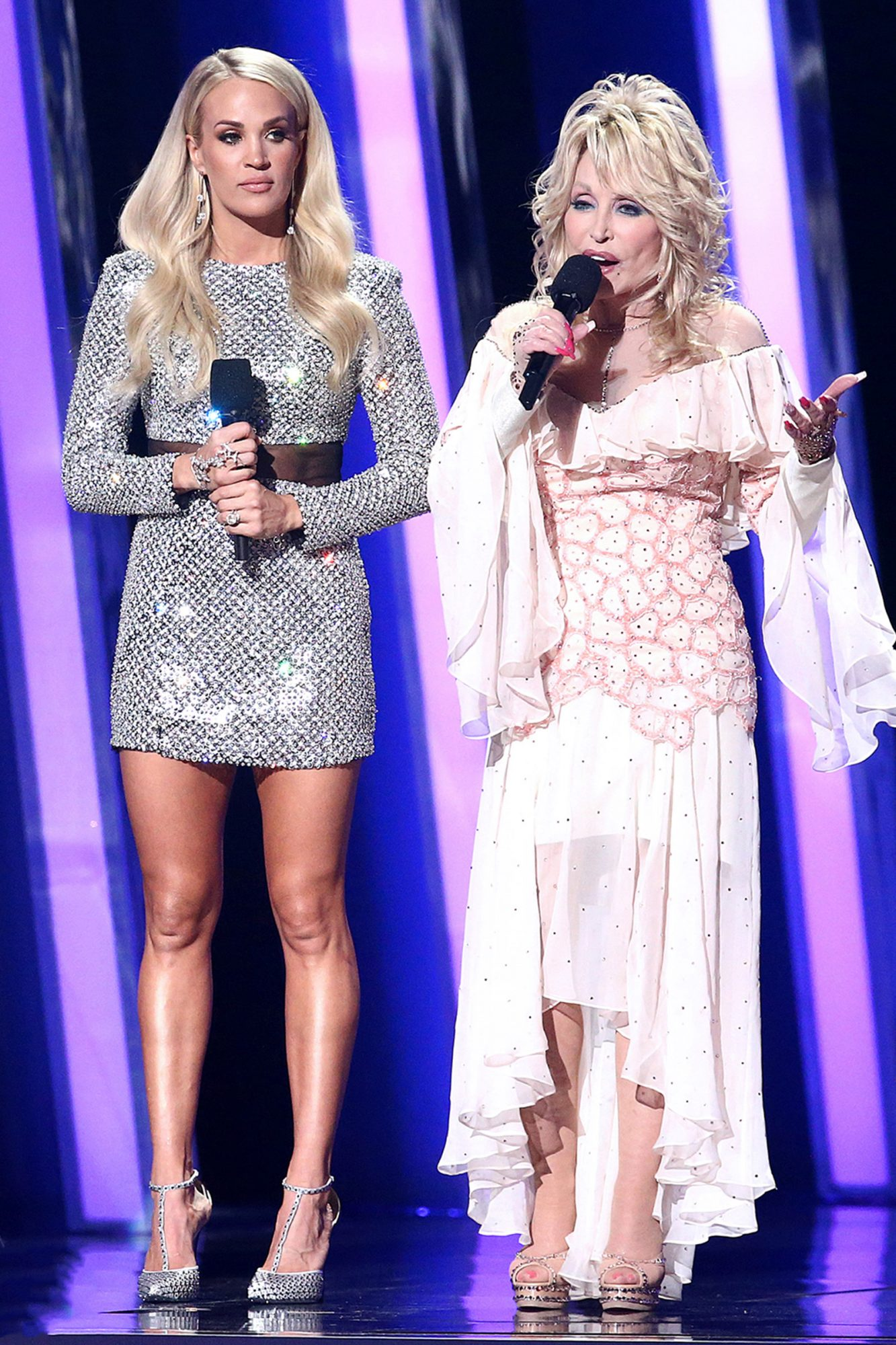 Carrie Underwood, Dolly Parton