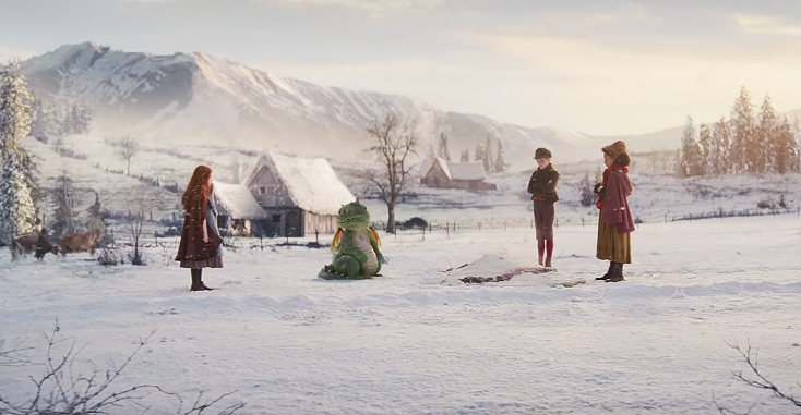 Annual Christmas Ad for British Department Store Draws Tears Once Again