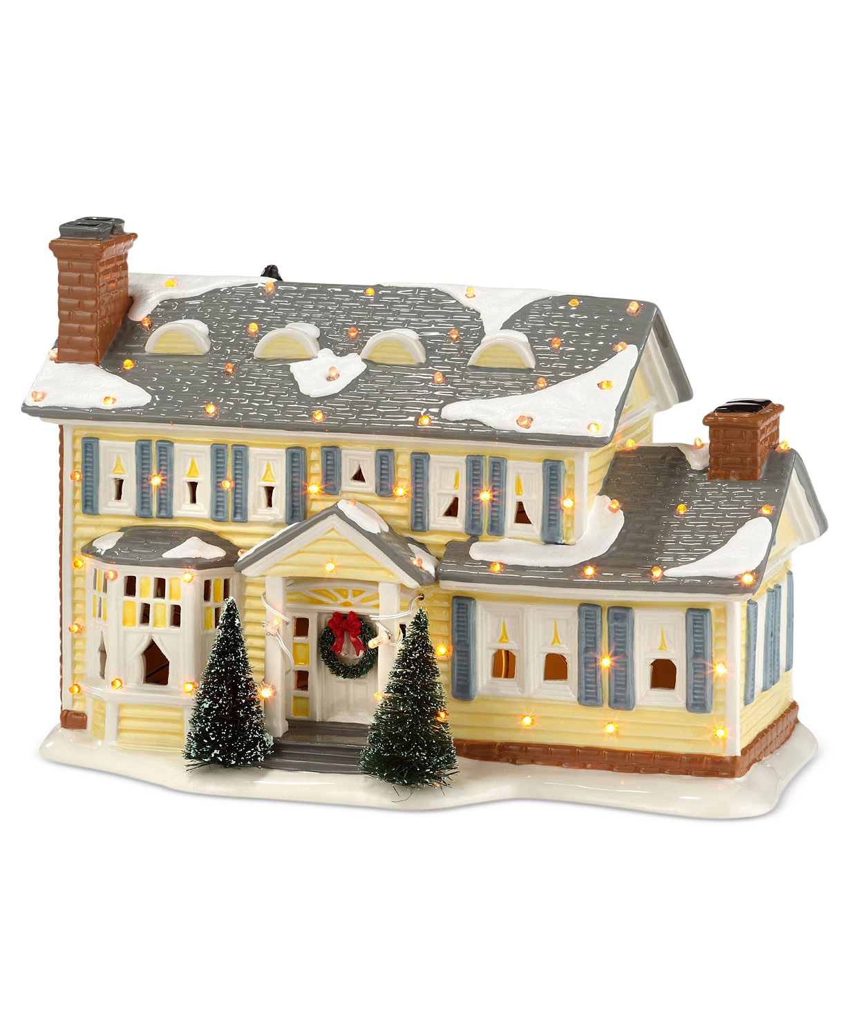 Snow Village National Lampoon's Christmas Vacation The Griswold Holiday House Collectible Figurine
