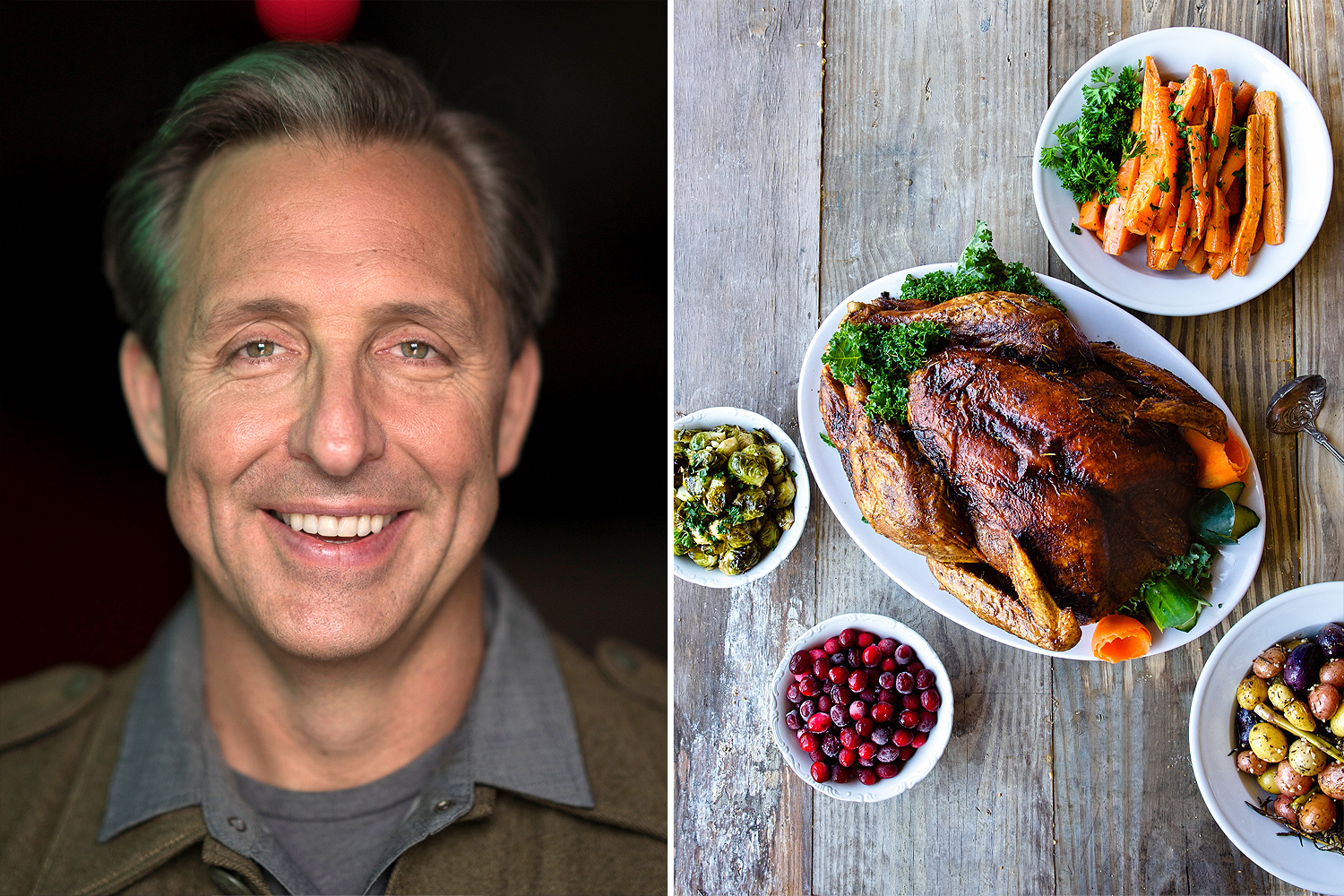 How to Feel Good About Thanksgiving Dinner, According to nutritionist Dave Asprey