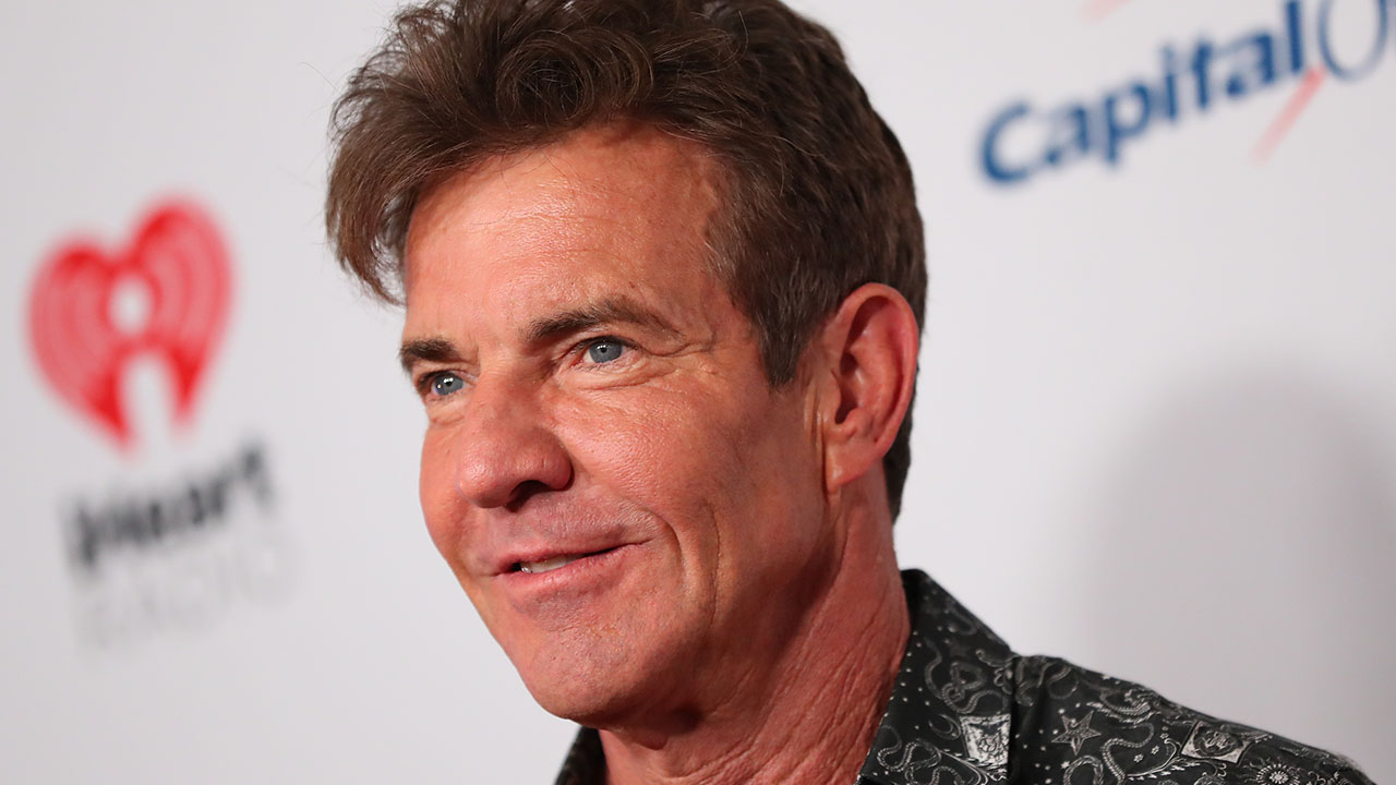 Dennis Quaid Says 'Merry Happy Whatever' Costar Garcelle Beauvais Will Be 'Fantastic' on 'RHOBH'