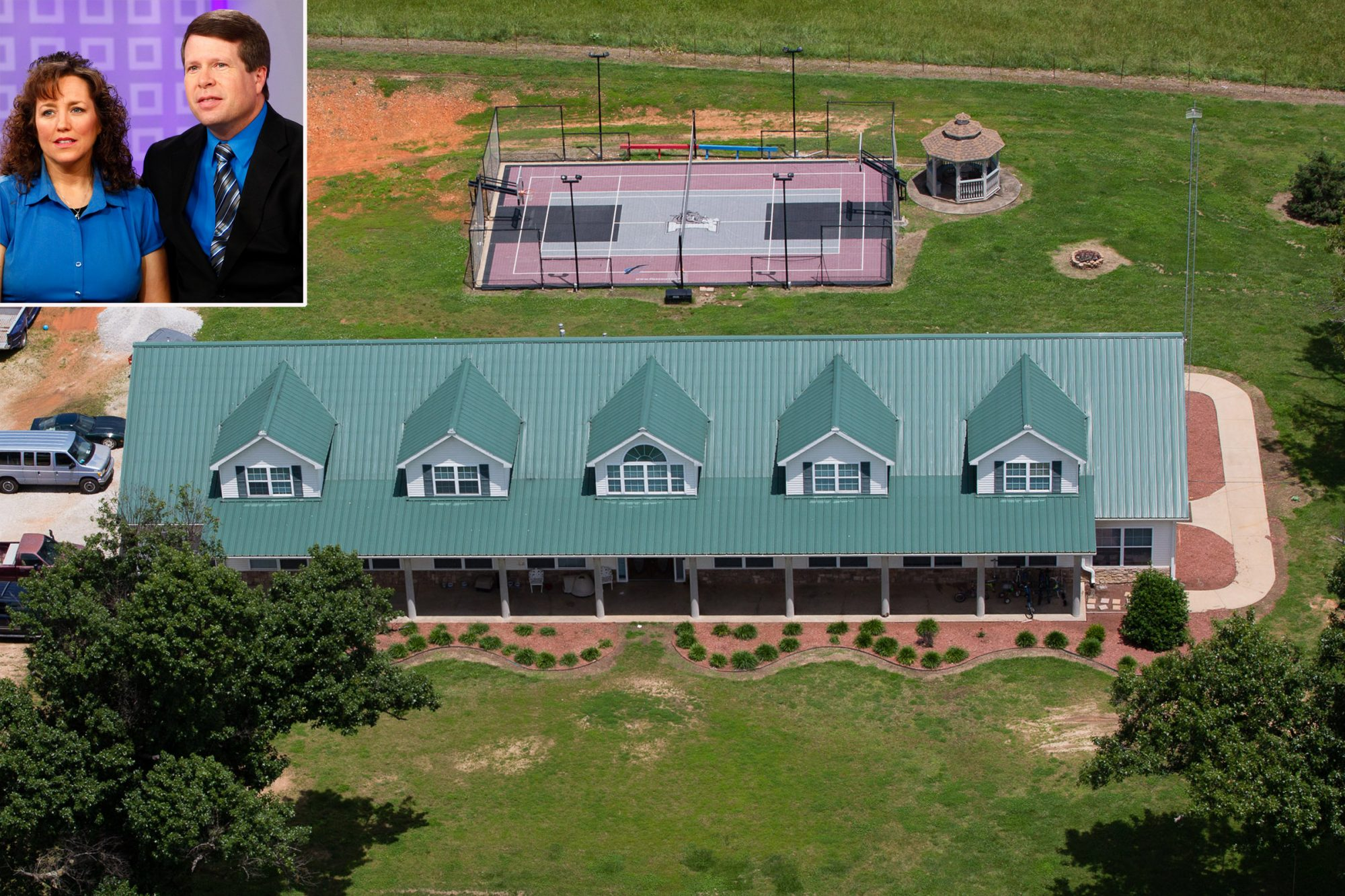 Duggar family compound