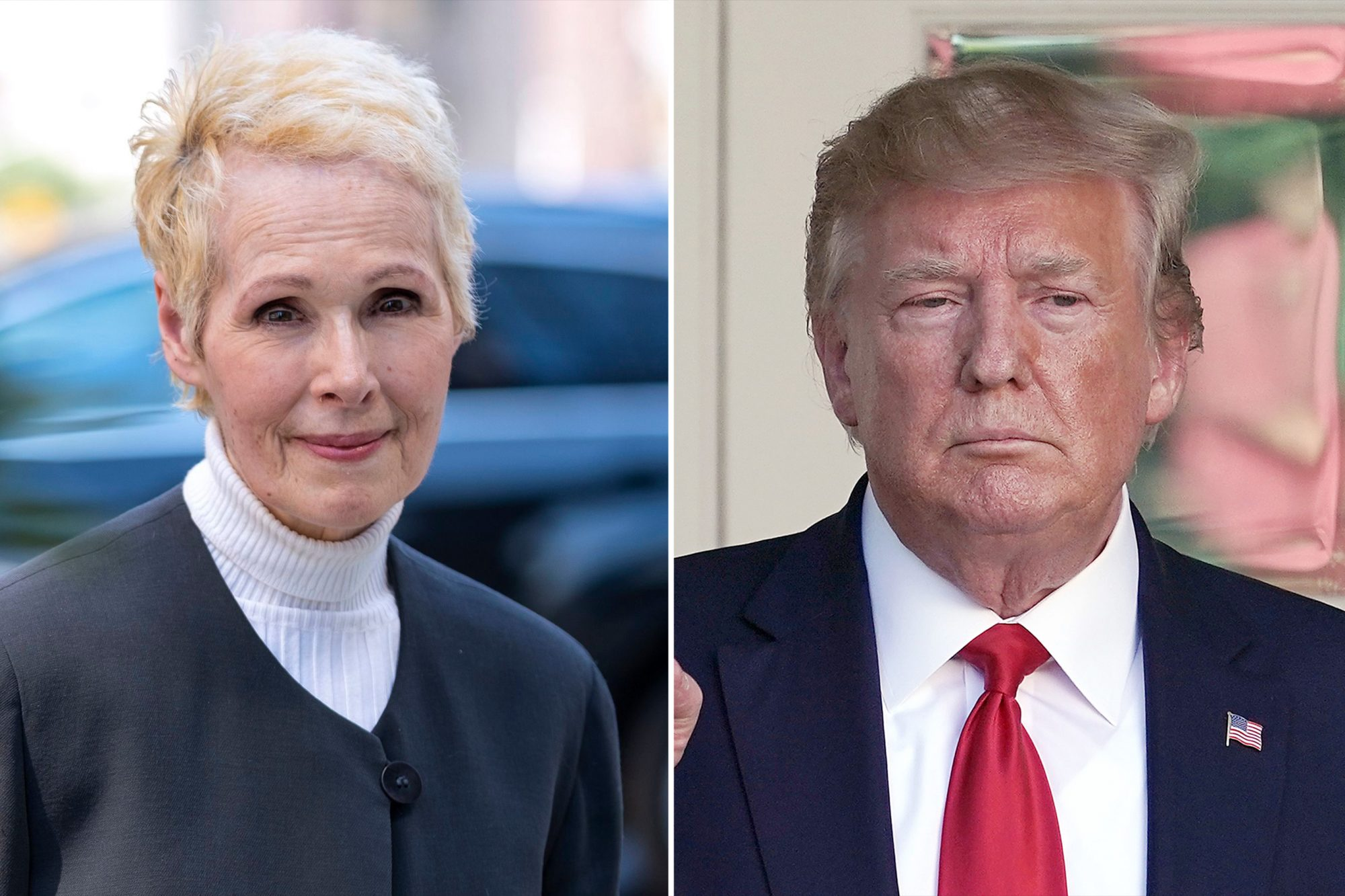 E. Jean Carroll Donald Trump