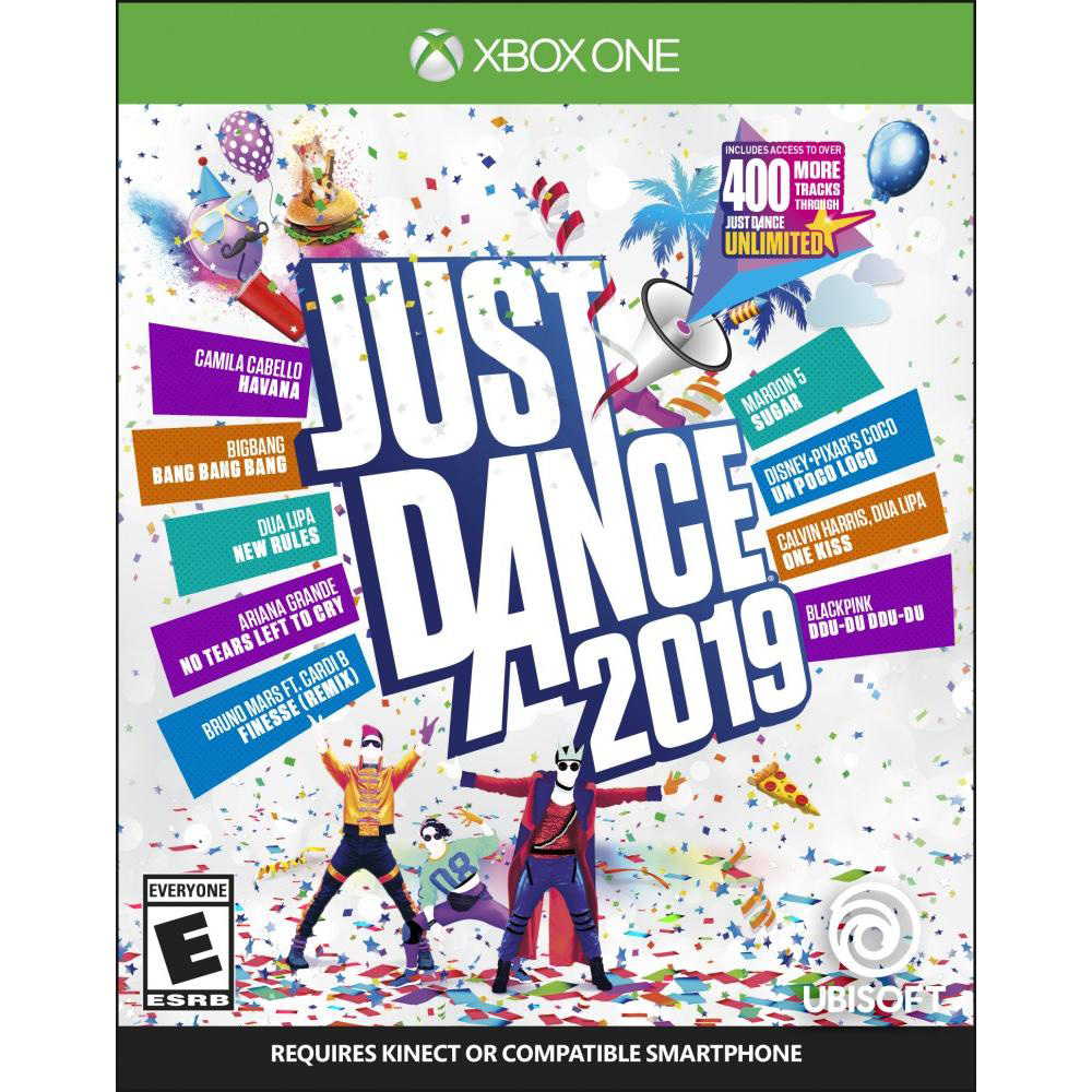 Just Dance 2019 Xbox One Standard Edition