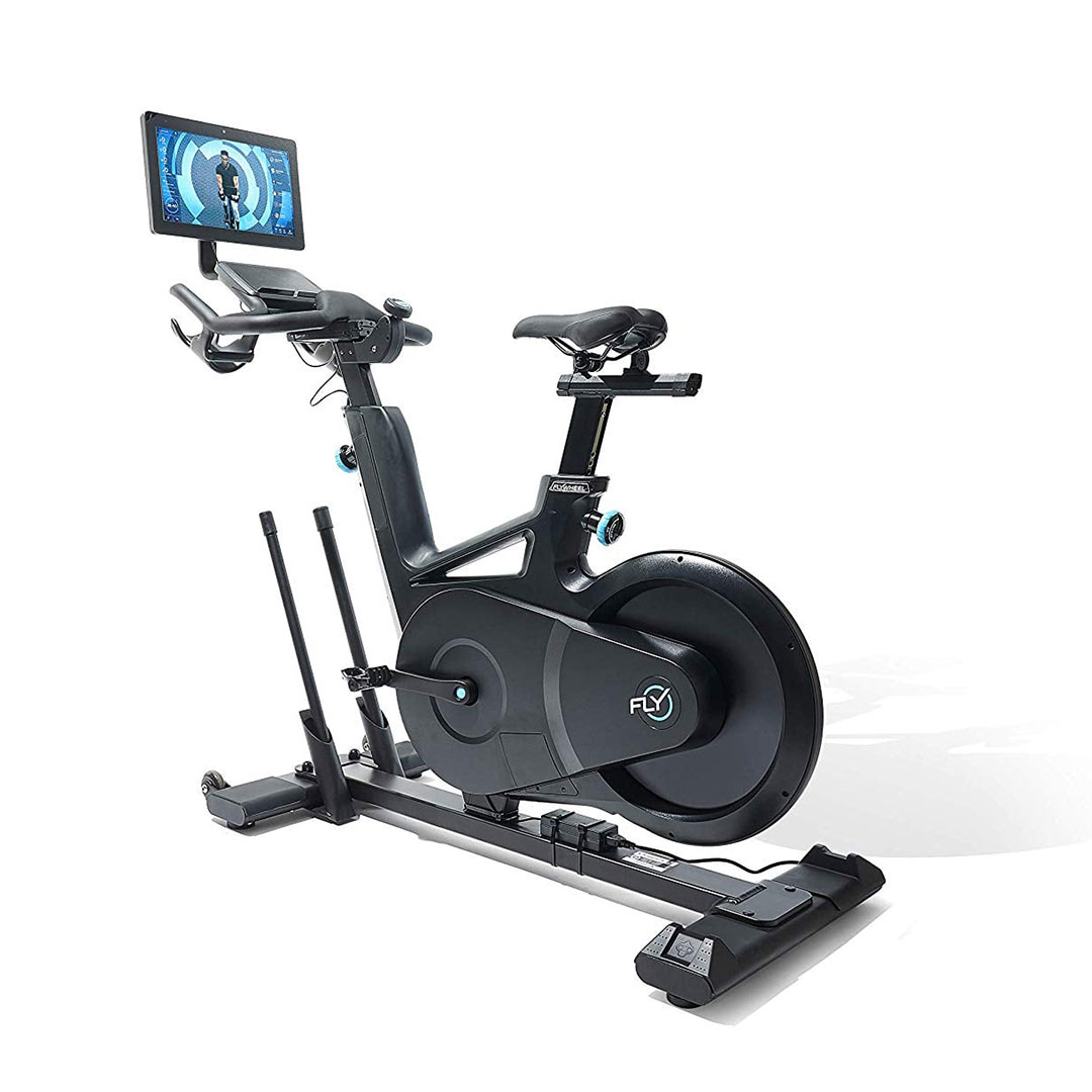 Flywheel Home Exercise Bike with Two-Month Subscription