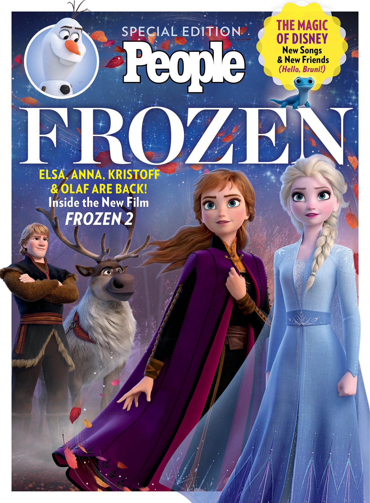 Frozen 2 Special Edition cover