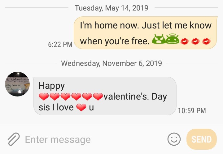 Glitch Causes Unsent Texts from Valentine's Day to Finally Deliver Overnight — Did You Get One?
