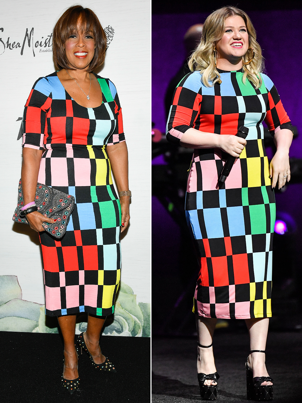 gayle king kelly clarkson