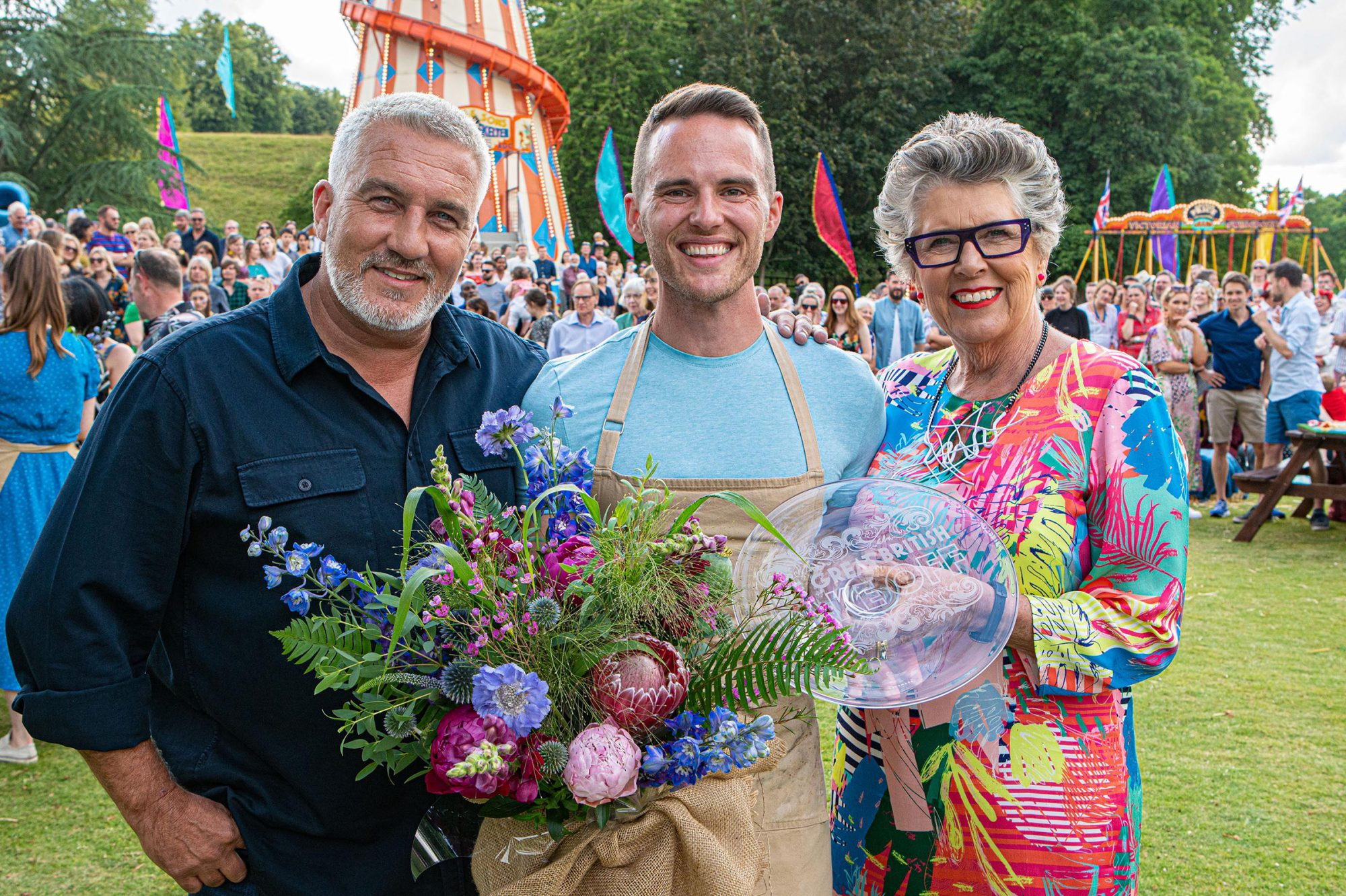 The Great British Bake Off - Final