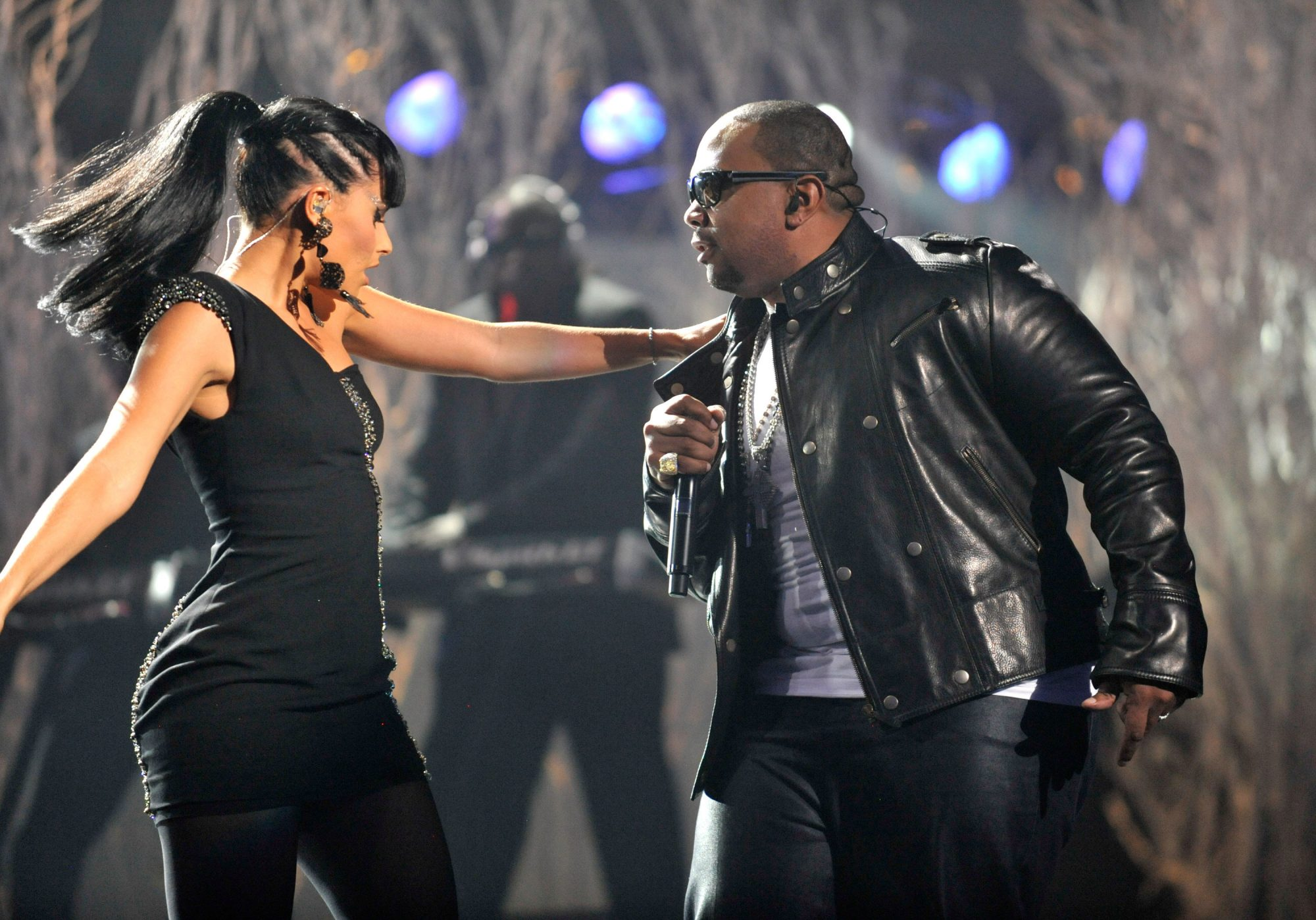 Nelly Furtado and Timbaland