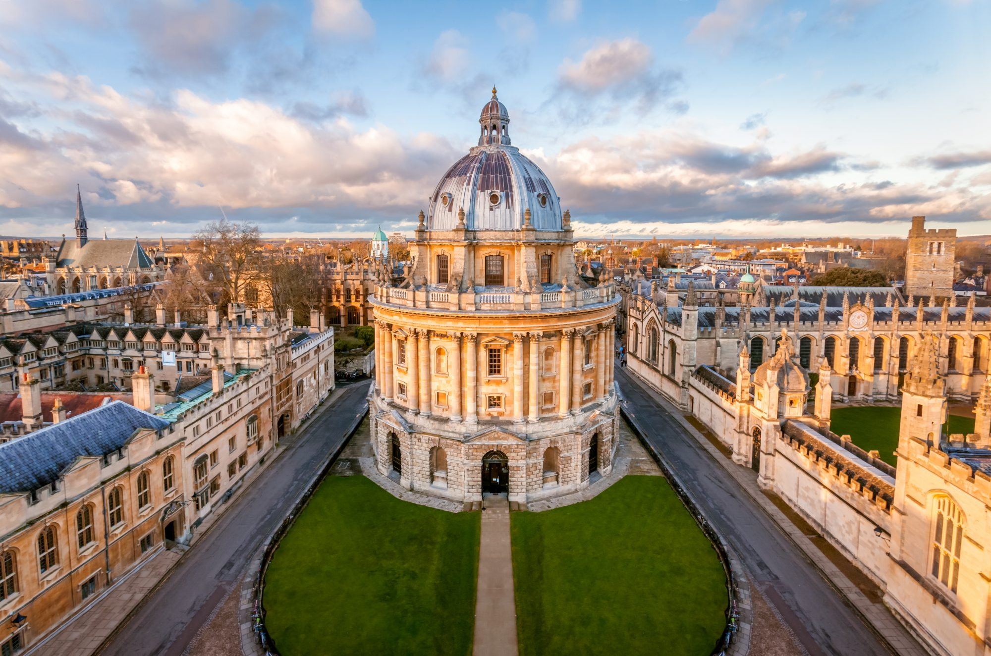 All Souls College of the Oxford University
