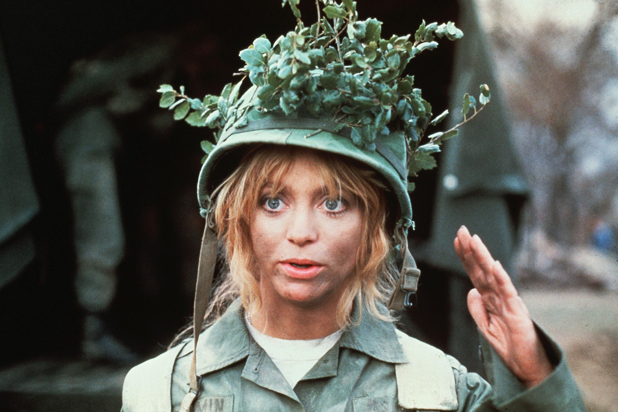 Goldie Hawn Private Benjamin - 1980