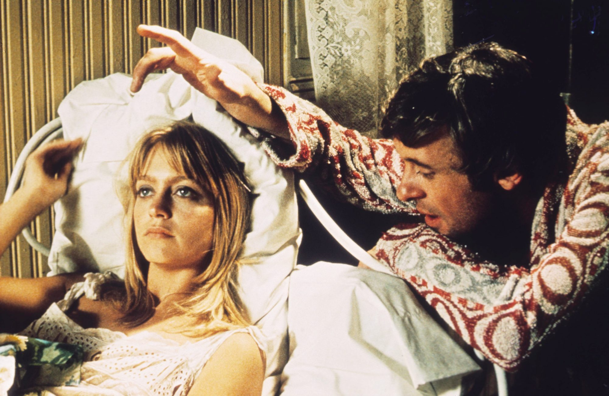 Goldie Hawn, Anthony Hopkins The Girl From Petrovka - 1974