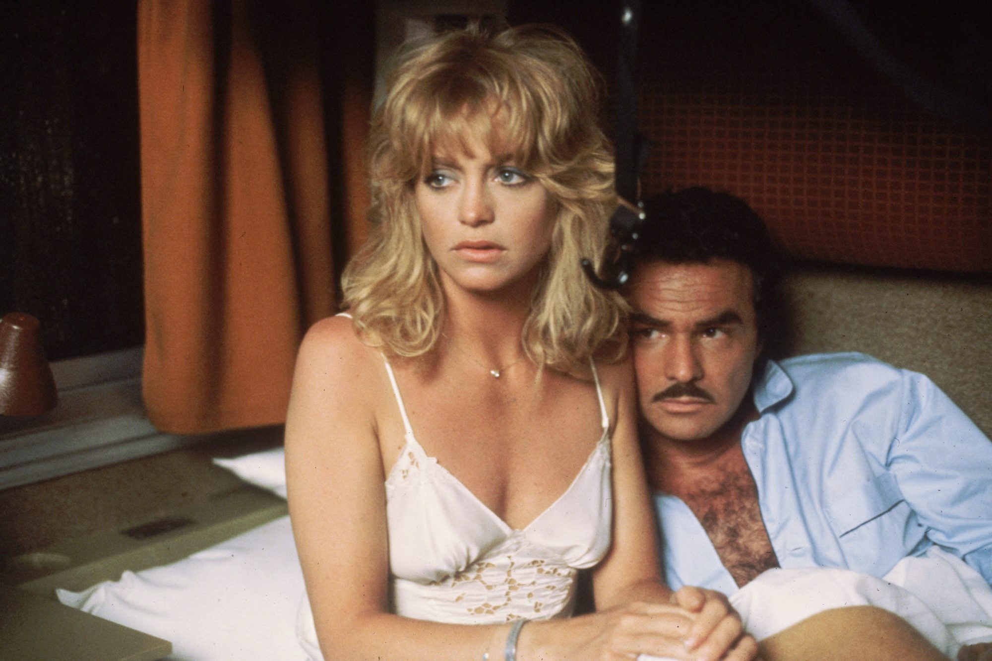 Goldie Hawn and Burt Reynolds Best Friends