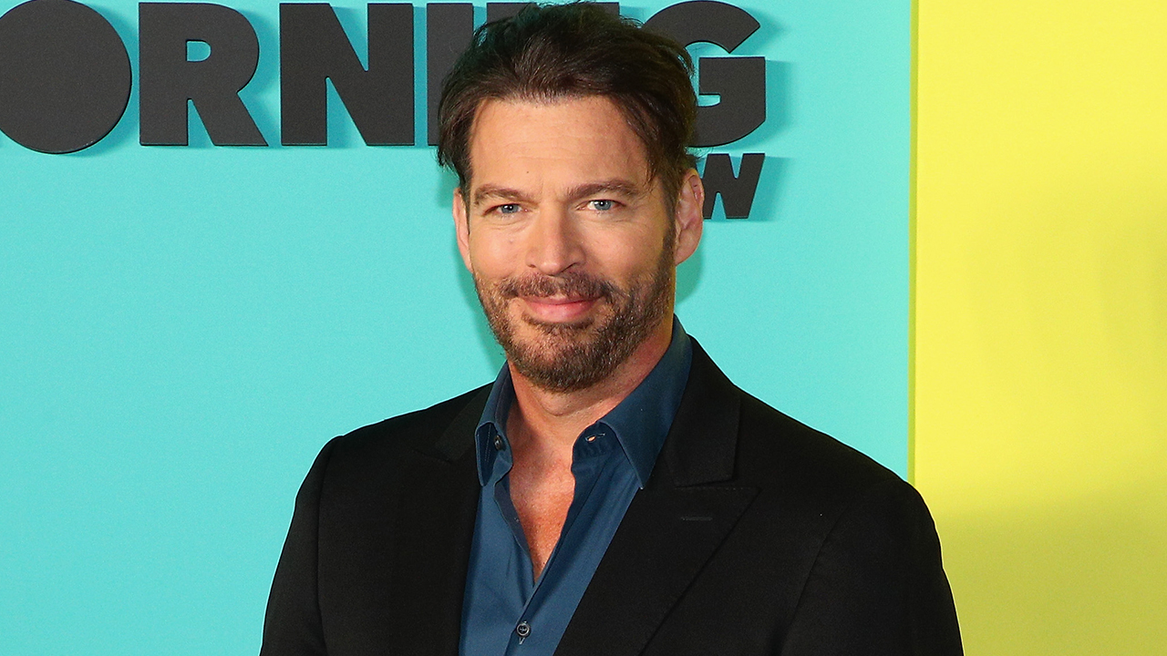 Harry Connick Jr. Calls His 'Fear of Rain' Costar Katherine Heigl 'Extremely Smart' and 'Funny'