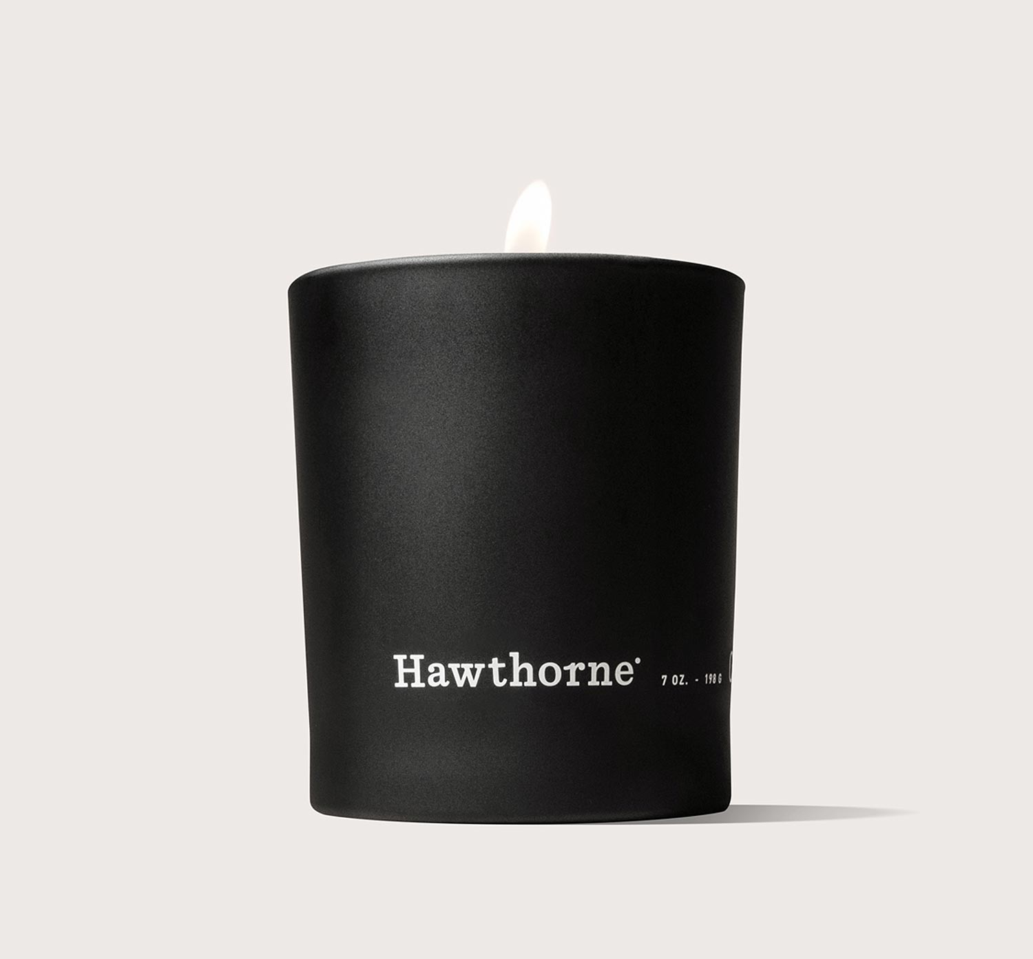 Hawthorne Candle