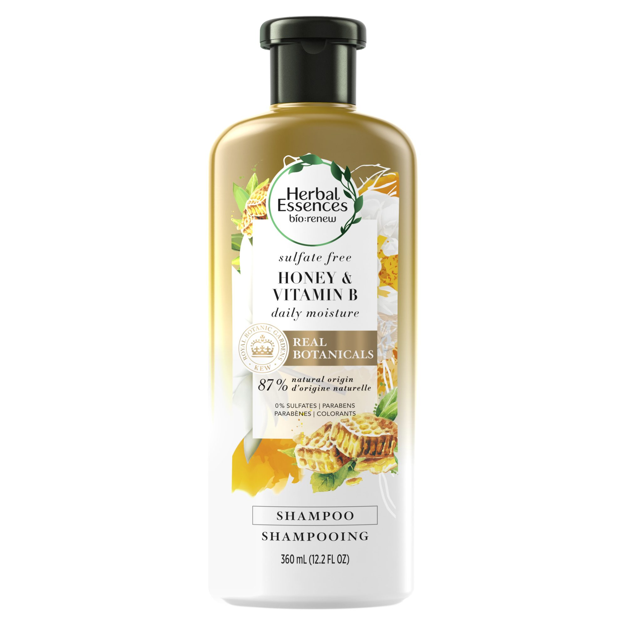 Herbal Essences Honey & Vitamin B Sulfate Free Shampoo and Conditioner