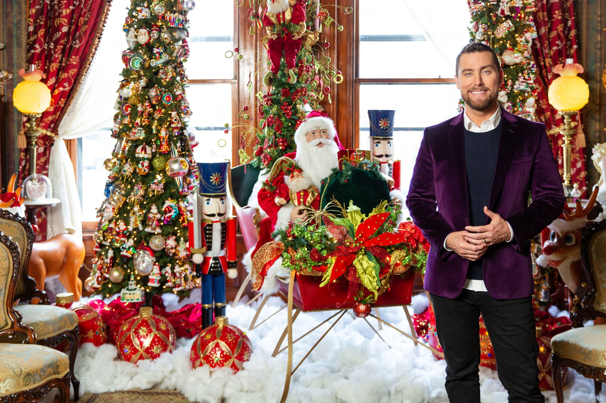 Lance Bass - Outrageous Holiday Homes