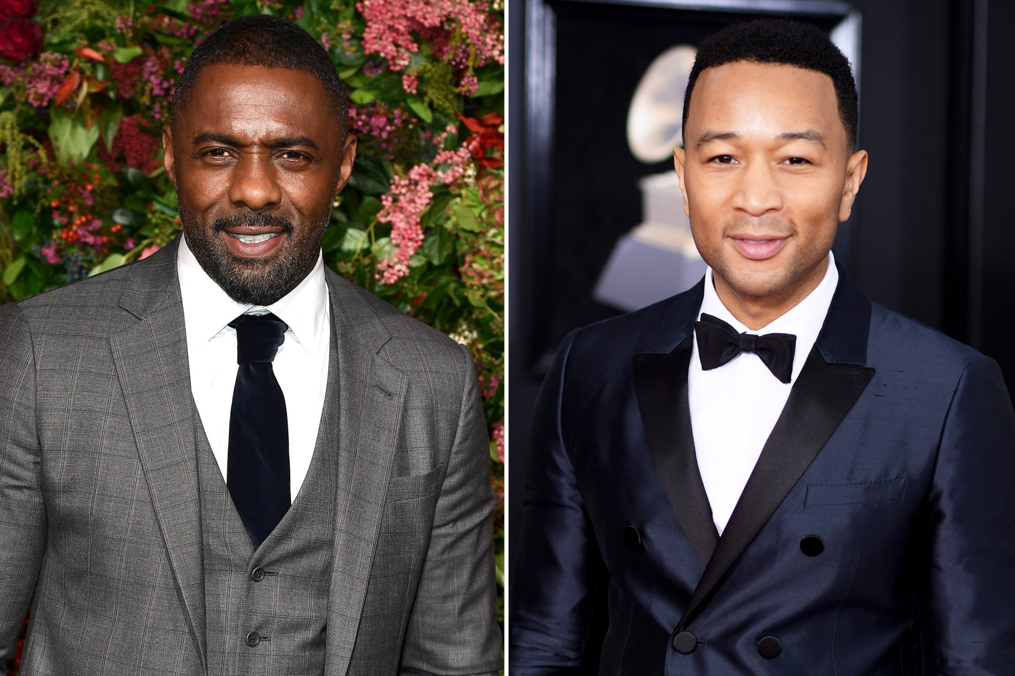 Idris Elba & John Legend