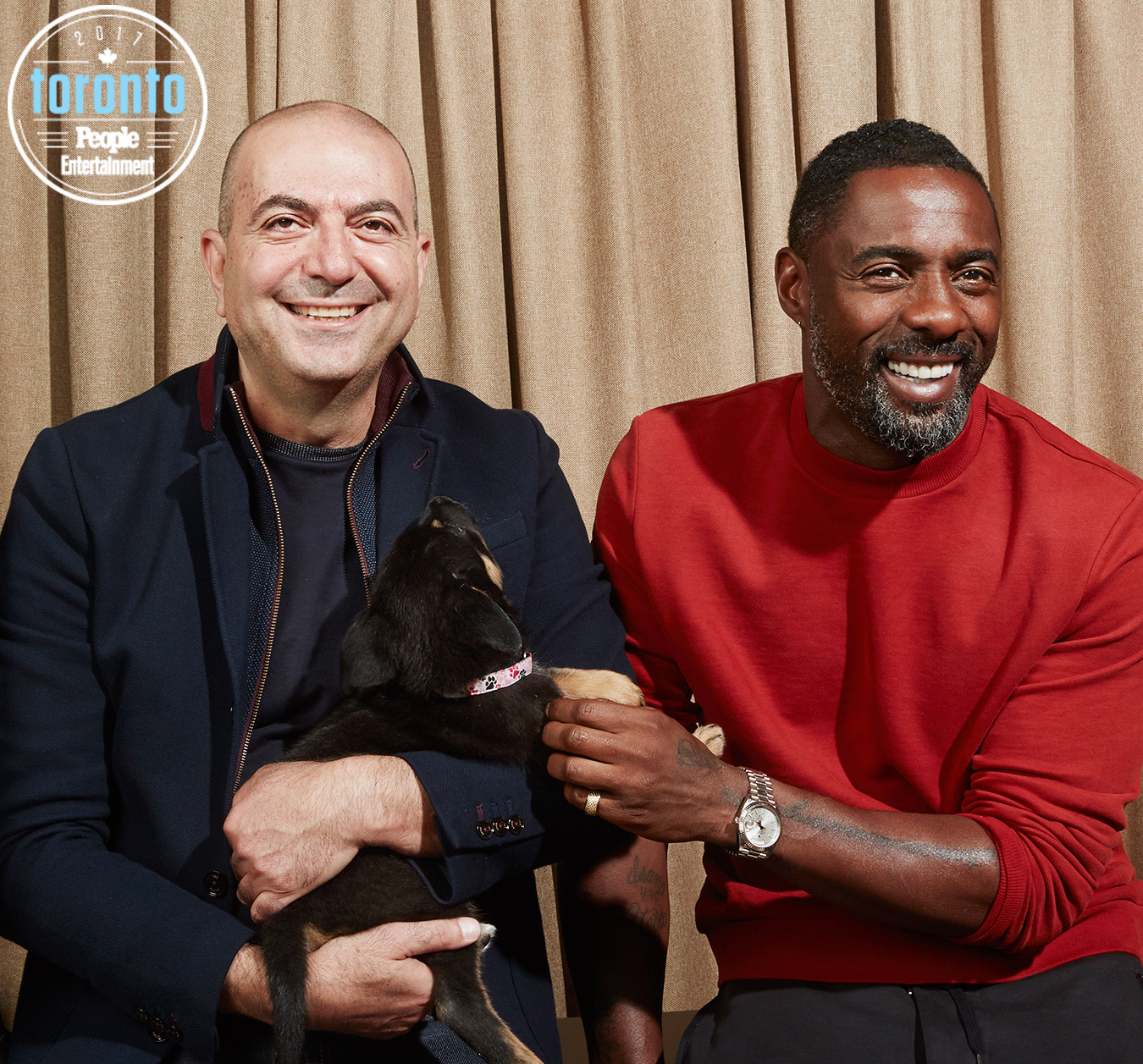 Hanny Abu-Assad, Idris Elba - The Mountain Between Us