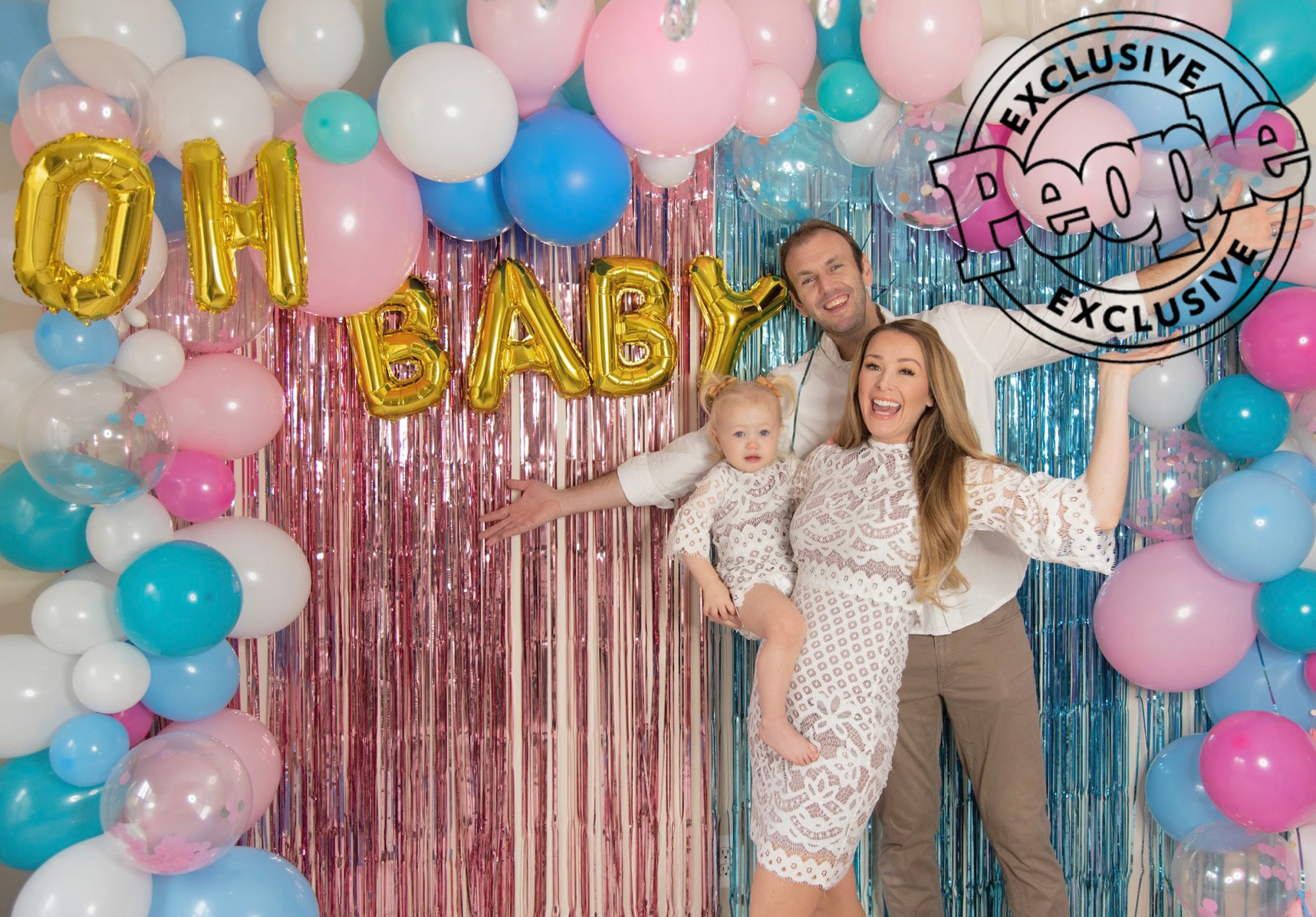 Jamie Otis gender reveal