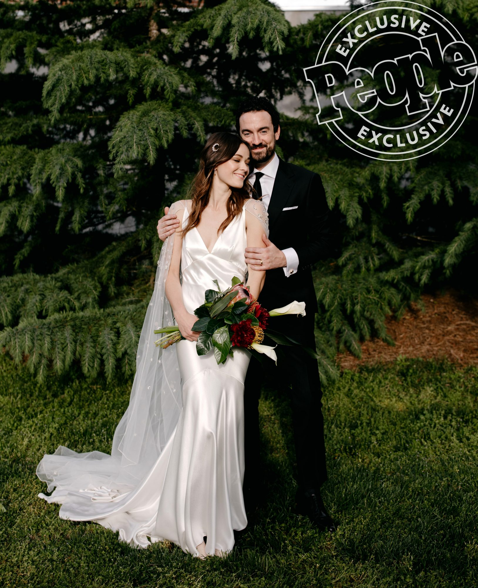 Jillian Jacqueline and Bryan Brown wedding