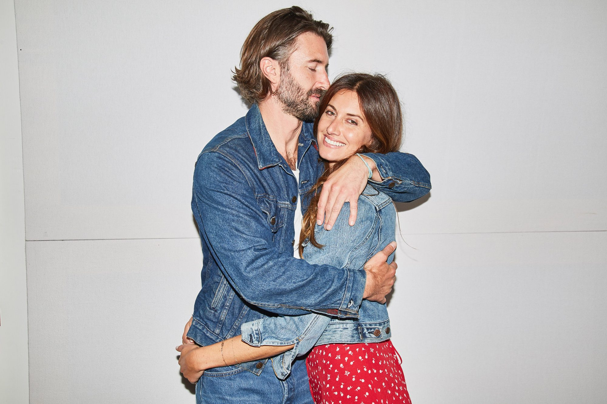 Brandon Jenner and Cayley Stoker