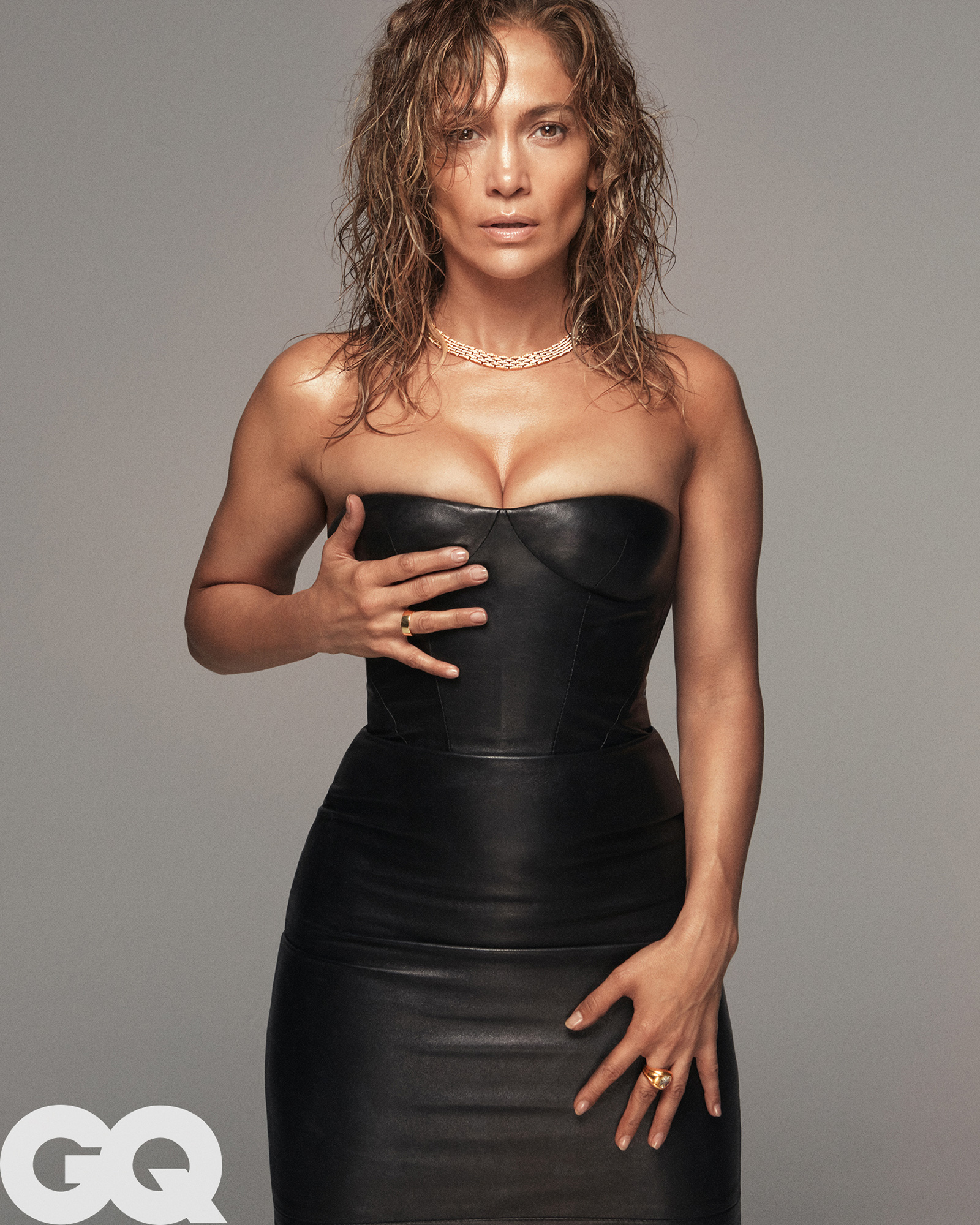 Jennifer Lopez - GQ's Icon of the Year 2019