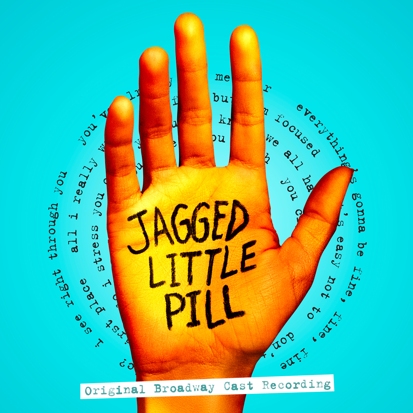 Jagged Little Pill Official Cast Recording