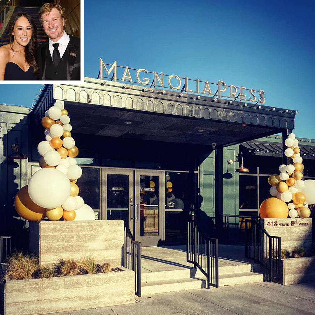 Joanna Gaines coffee shop