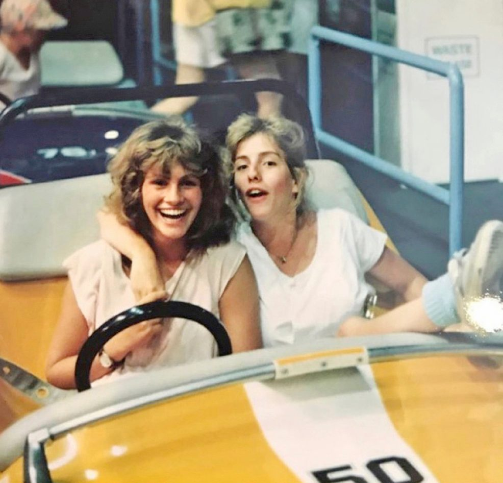 Julia and lisa roberts