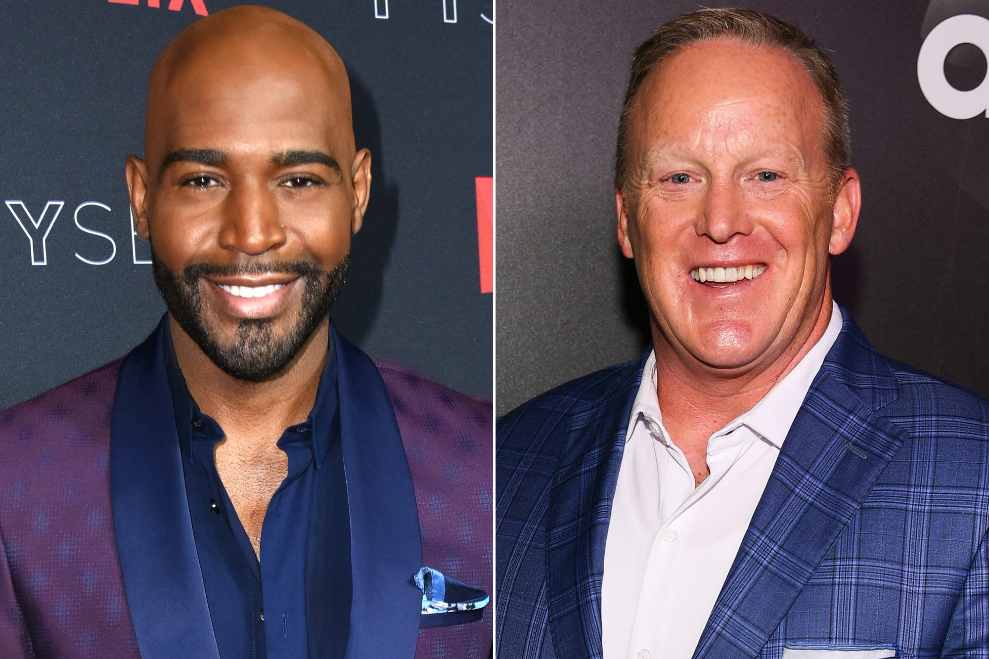 Karamo Brown, Sean Spicer