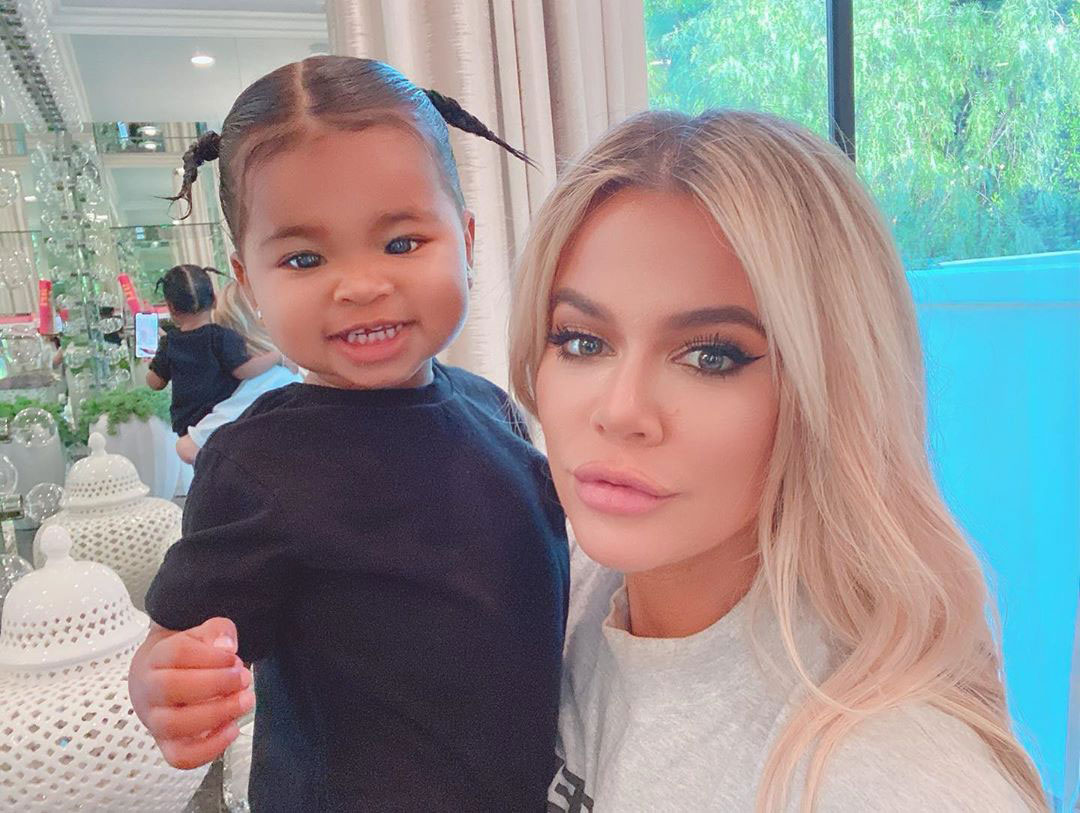 Khloe Kardashian Explains Why True, 18 Months, Didn't Get Baptized Alongside Family in Armenia