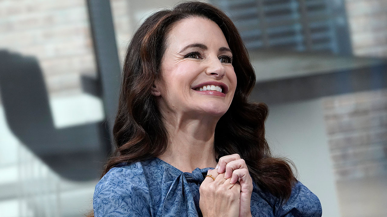 Kristin Davis Has 'Fantasy' for a Sex and the City Reboot...as a Broadway Musical!