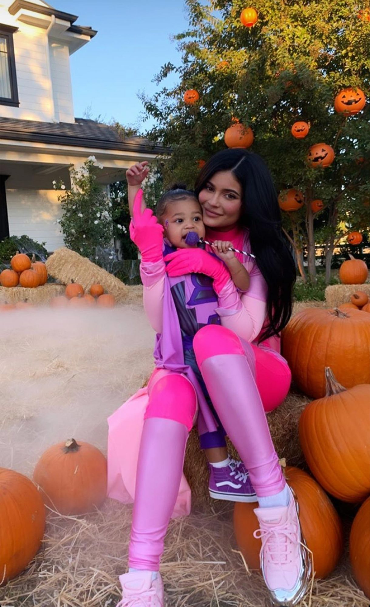 Kylie Jenner Halloween Party