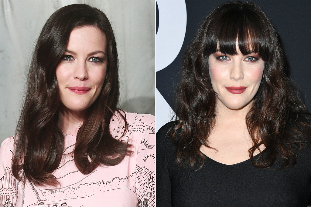 liv tyler hair changes
