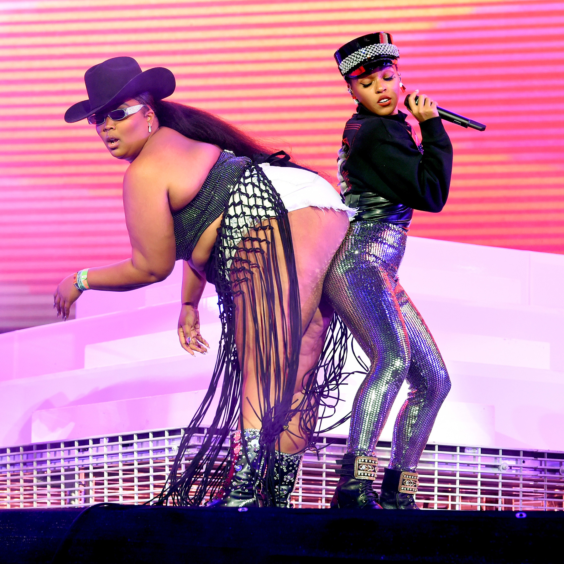 Lizzo and Janelle Monáe