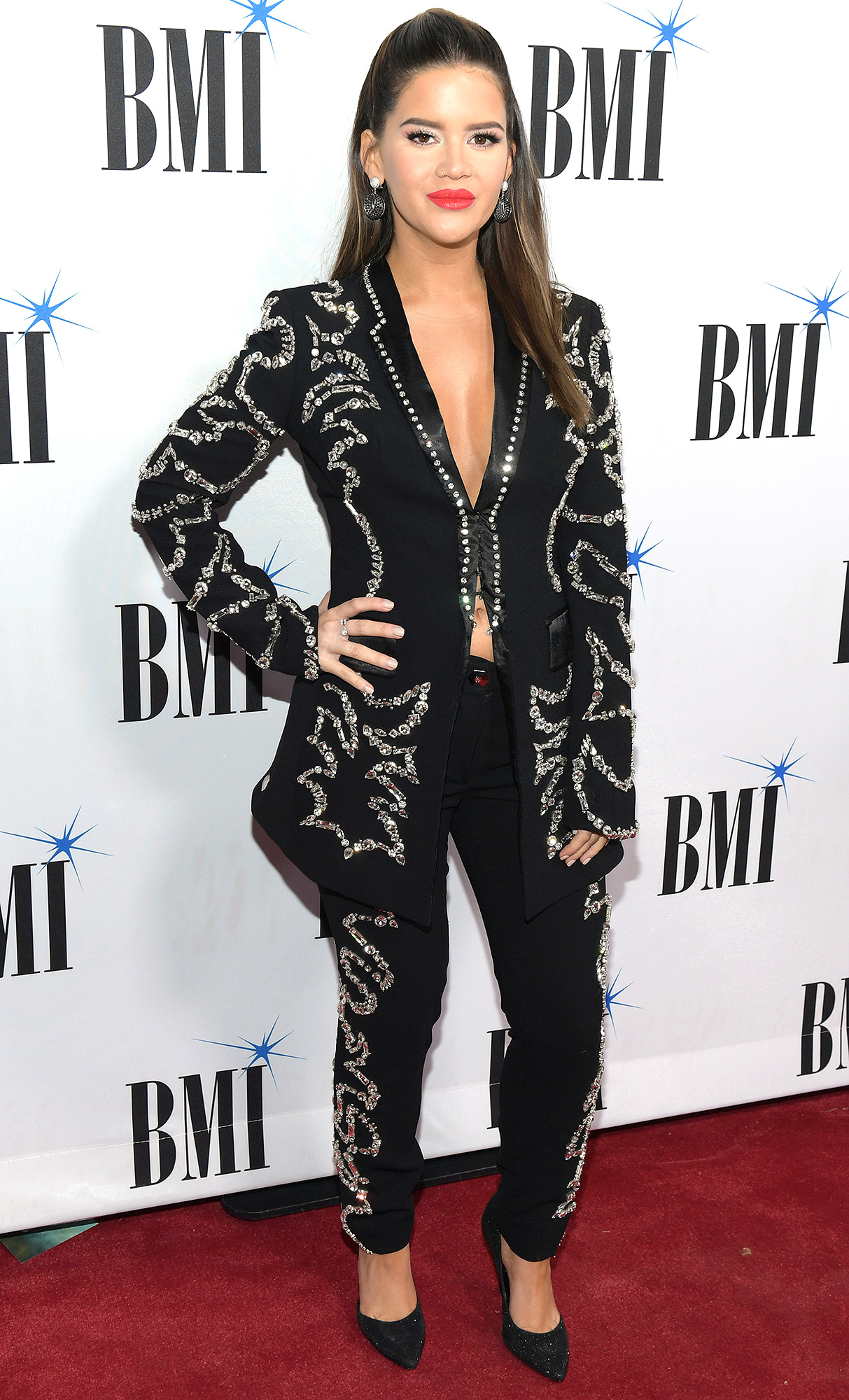 Maren Morris attends the 67th Annual BMI Country Awards