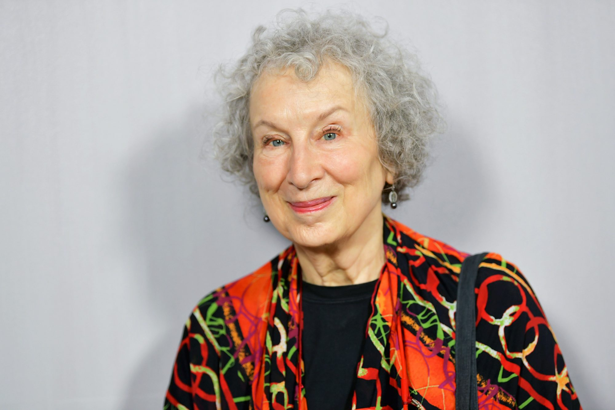 Margaret Atwood attends the Hammer Museum 16th Annual Gala in the Garden with generous support from South Coast Plaza at the Hammer Museum on October 14, 2018 in Los Angeles, California