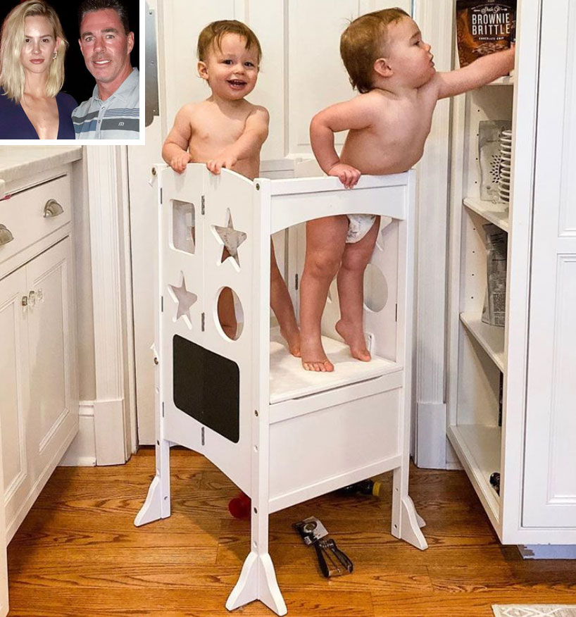 Meghan King Edmonds' children
