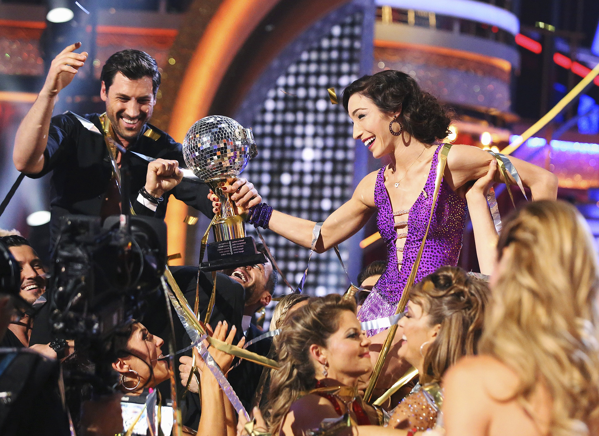 "ABC's ""Dancing With the Stars"" - Season 18 - Week Ten"