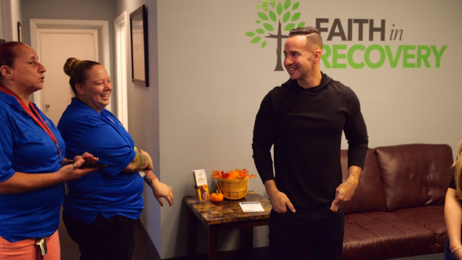 How Jersey Shore's Mike 'The Situation' Sorrentino, 4 Years Sober, Is Helping Others Battling Addiction